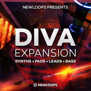 Пресеты New Loops Diva Expansion For Diva