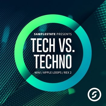 Сэмплы Samplestate Tech Vs Techno