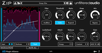 Unfiltered Audio Zip v1.0 x86 x64