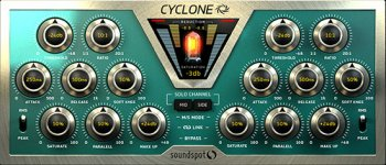 SoundSpot Cyclone v1.0.1 x86 x64
