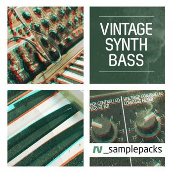 Сэмплы RV Samplepacks Vintage Synth Bass