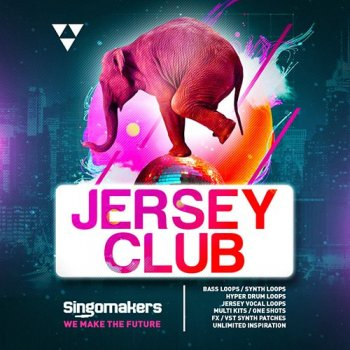 Сэмплы Singomakers Jersey Club Sessions