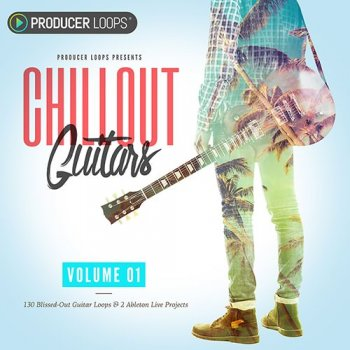 Сэмплы Producer Loops Chillout Guitars Vol.1