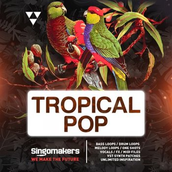 Сэмплы Singomakers Tropical Pop