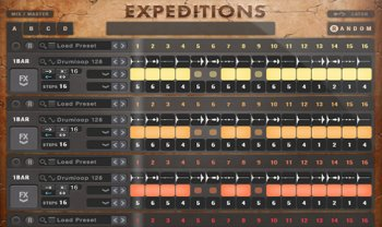 Sample Logic Expeditions (KONTAKT)