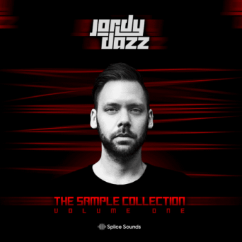 Сэмплы Splice Sounds Jordy Dazz The Sample Collection Vol 1
