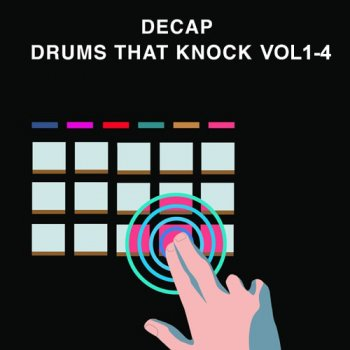 Сэмплы Splice Sounds Decap Drums That Knock Vol 1-4