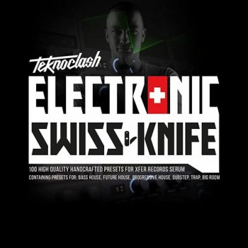 Пресеты Evolution Of Sound Presents Electronic Swiss Knife Vol.1 For Serum