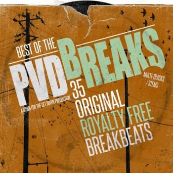 Сэмплы PVD Best Of The Breaks