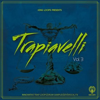 Сэмплы King Loops Trapiavelli Vol 3