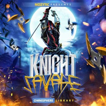 Пресеты Nozytic Knight Savage For Omnisphere