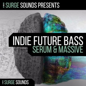 Сэмплы Surge Sounds Indie Future Bass