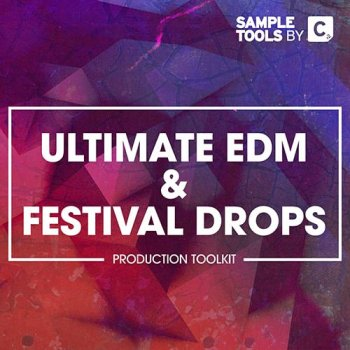 Сэмплы Cr2 Records Ultimate EDM and Festival Drops