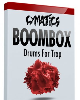 Сэмплы Cymatics Boombox Drums for Trap