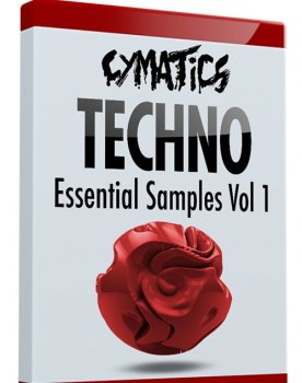 Сэмплы Cymatics Techno Essential Samples Vol.1