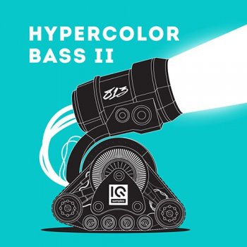Сэмплы IQ Samples 813 Hypercolor Bass 2