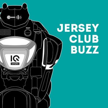 Сэмплы IQ Samples Jersey Club Buzz