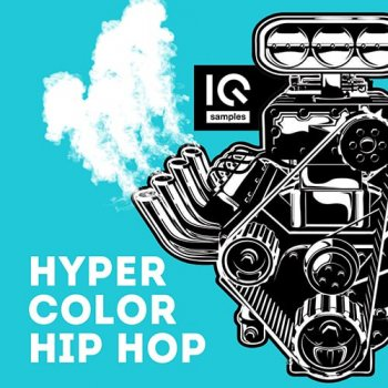 Сэмплы IQ Samples Hypercolor Hip Hop