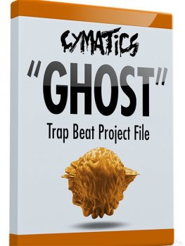 Проект Cymatics Ghost Trap Beat Project File