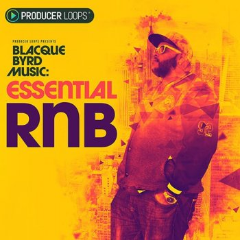 Сэмплы Producer Loops Blacque Byrd Music Essential RnB