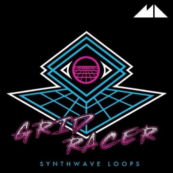 Сэмплы ModeAudio Grid Racer Synthwave Loops