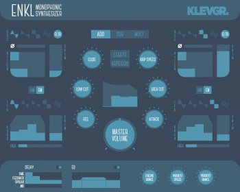 Klevgrand Plugin Pack 2018 x86 x64