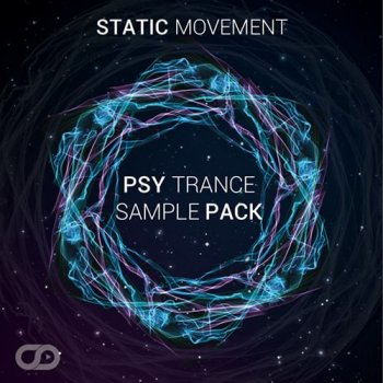 Сэмплы Myloops Static Movement Psy Trance Sample