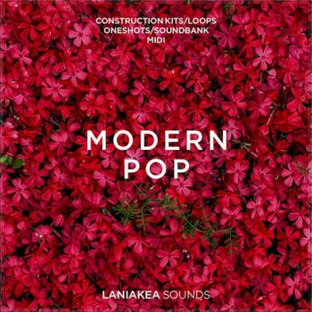 Сэмплы Laniakea Sounds Modern Pop
