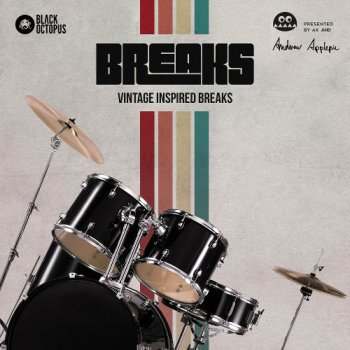 Сэмплы Black Octopus Sound Breaks By AK And Andrew Applepie