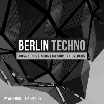 Сэмплы Production Master Berlin Techno