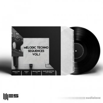 Сэмплы Engineering Samples Melodic Techno Sequences Vol.1