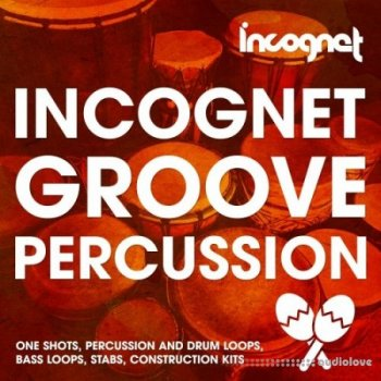 Сэмплы Incognet Groove Percussion