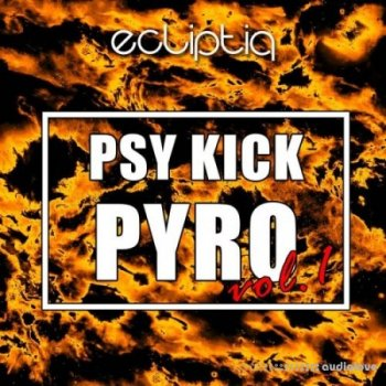 Сэмплы Ecliptiq Audio Psy Kick Pyro Vol.1