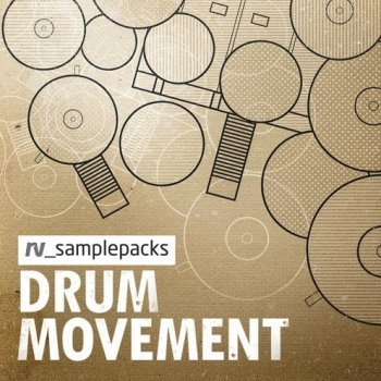 Сэмплы RV Samplepacks Drum Movement
