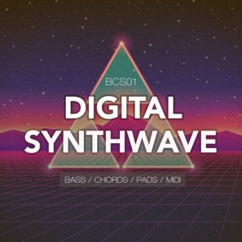 Сэмплы Bingoshakerz Compact Series Digital Synthwave