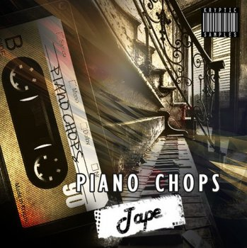 Сэмплы Kryptic Samples Piano Chops Tape