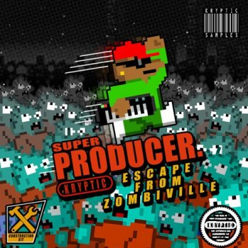 Сэмплы Kryptic Samples Super Producer Escape From Zombiville