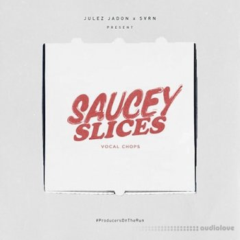 Сэмплы Julez Jadon Saucey Slices Vocal Chops