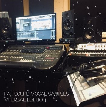 Сэмплы Fat Sound Records Fat Sound Vocal Samples