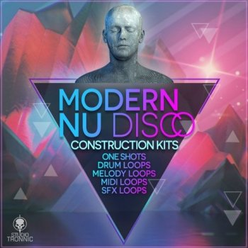 Сэмплы Studio Tronnic Modern Nu Disco Construction Kits