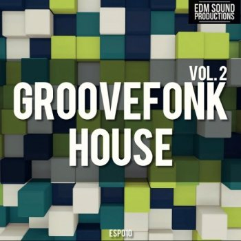 Сэмплы EDM Sound Productions Groovefonk House Vol.2