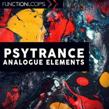 Сэмплы Function Loops Analogue Psytrance Elements
