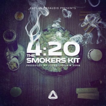 Сэмплы Capsun ProAudio 4:20 The Smokers Kit Vol.1