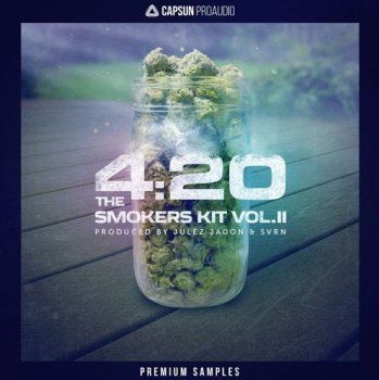 Сэмплы Capsun ProAudio 4:20 The Smokers Kit Vol.2