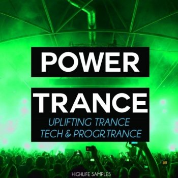 Сэмплы Highlife Samples Power Trance