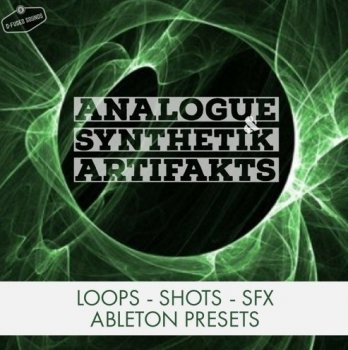 Сэмплы D-Fused Sounds Analogue and Synthetik Artifakts