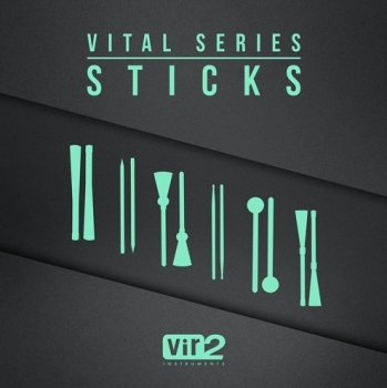 Библиотека сэмплов - Vir2 Instruments Vital Series Sticks (KONTAKT)