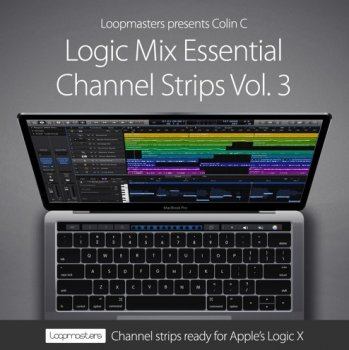 Пресеты Loopmasters Logic Mix Essential Channel Strips Vol.3