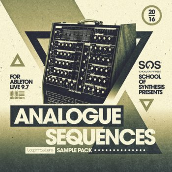 Loopmasters Analogue Sequences (Ableton Live)