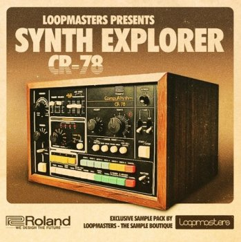 Сэмплы Loopmasters Synth Explorer CR-78